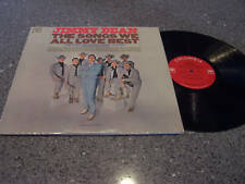 "Jimmy Dean ""The Songs We All Love Best"" LP Chuck Cassey"