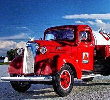 LAST NEW / 1937 CITGO GASOLINE CHEVROLET GAS TANKER Truck -  First Gear