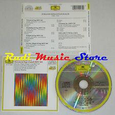 CD HELMUT WALCHA BACH Toccata & fuge germany DEUTSCHE GRAMMOPHON lp mc dvd