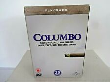 columbo complete seasons 1-8 dvd box set