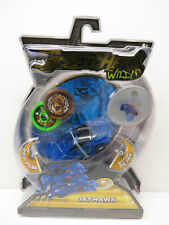 Screechers Wild Level 1 Jayhawk Toy Car Vehicle, Blue - Ships FAST