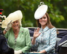 Catherine, Duchess of Cambridge & Camilla, Duchess of Cornwall photo - H5828