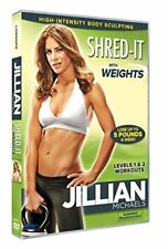 Jillian Michaels: Shred It With Weights *NEW*