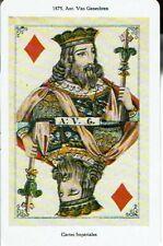 Carte impériale Roi de carreau --VM16751