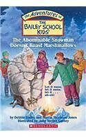 Abominable Snowman Doesnt Roast Marshmallows (Adv