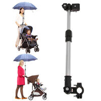 Baby Buggy Pram Stroller Accessories Umbrella Holder Wheelchair Stretch Stand UK
