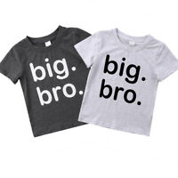 AU Stock Kids Boys Baby Short Sleeve T-shirt Tees Toddler T Shirt Tops Clothes