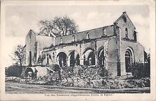 AK Ripont-Marne-par les Français injectée église-MILITAIRE - 1916