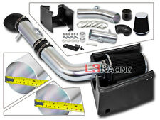 COLD AIR INTAKE HEAT SHIELD+BLACK DRY FILTER FOR Ford 05-08 F150 Pickup 5.4L V8