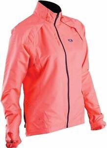 SUGOI Womens Pink Versa Bike Jacket UK Size 10 *REF132