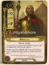 Lord of the Rings LCG - #001 Kahliel - The Mumakil