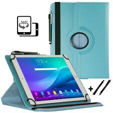 """Tablet 10.1"""" Hülle Tasche für Samsung Galaxy Tab 2 P5110 Schutzhülle Türkis 360"""