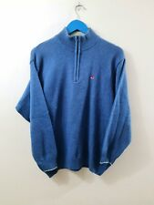 ETRO MAGLIONE IN LANA MADE IN ITALY UOMO TG.L SWEATER MAN CASUAL VINTAGE E596