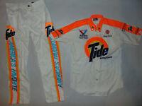 BANJO GRIMM Championship TIDE 1980's Ricky Rudd Pit Crew JERSEY Nascar * RARE *