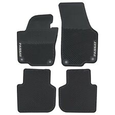 2012-2018 VW Volkswagen Passat NAR Rubber Monster Floor Mats Set GENUINE OEM NEW