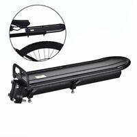 Eg _ Aluminium Alliage Vélo Bicyclette Arrière Siège Support Cadre Bagage Car