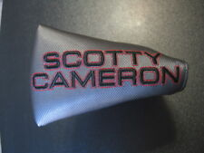 Scotty Cameron 2018 Select Newport Mid Mallet Wide Putter Cover Titleist NEW