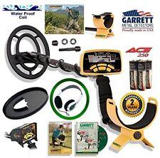 Garrett Metal Detectors Ace 250 Discovery Pack