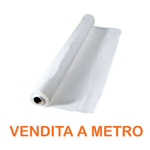 Telo TNT tessuto non tessuto 17gr/mq bianco L 1,6-2-2,4-3,2-4 MT VENDITA A METRO