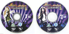 Hannah Montana & Miley Cyrus Best of Both Worlds Concert 2D&3D DVD R2 -DISC ONLY