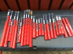 Hilti Any Size SDS+ Hammer Drill Bit: 5 6 7 8 10 12 14, 16, 20, 24mm TE-CX