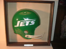 1970's New York Jets Placo Inc. Football Helmet Plaque