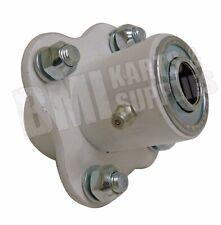 "Wheel Hub w/4 5/16"" Bolts on 2-13/16"" Circle with 5/8"" Bearing Go Kart Parts New"