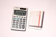 Casio calculator qa-300 manual.