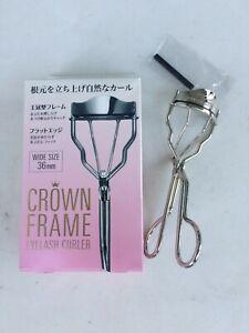 Koji Crown Frame Eyelash Curler  Wide Size 36  mm