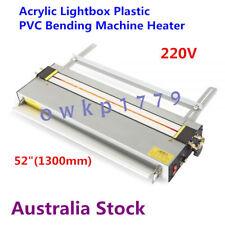AU-1300mm Upgraded Acrylic Lightbox Plastic PVC Bending Machine Heater,220V