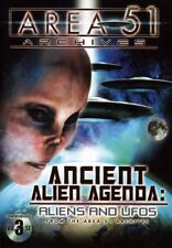 Ancient Alien Agenda: Aliens and UFOs From the Area 51 Archives [New DVD] Boxe