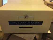 Franklin Mint Ford Model T Delivery Truck 100th Anniversary