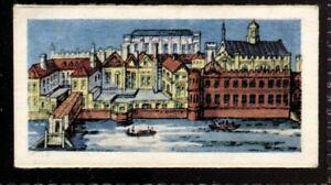 Tobacco Card, Amalgamated,Mills,HISTORICAL BUILDINGS,1959,Whitehall Pre 1961,#15