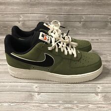 f346ce67 NEW Nike Air Force 1 '07 LV8 Men Basketball Leather Green Sz 11.5 (718152