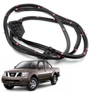 For Nissan Navara D40 Cab 4Dr 06 10 14 Front Rh Weatherstrip Door Rubber Seal