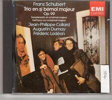 (GK692) Schubert: Trio, Sonata - 1987 CD