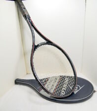Tennis Racket Dunlop John McEnroe Autographed Mid Size Graphite Made With Kevlar