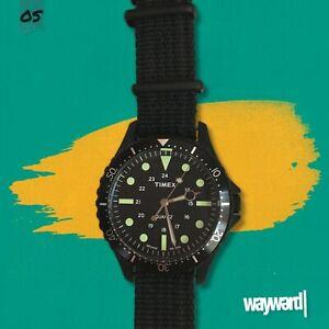 Timex Navi Harbor 38mm ALL BLACK WATCH