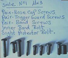 Lee Enfield, Smle,  Mk3 Screw/Bolt Set NOS . Unused.