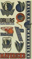NBA Basketball Dallas MAVERICKS Temporary Tattoos Sheet by Wincraft Inc