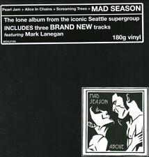 Mad Season Above 180 2 x LP Alice In Chains Record Pearl Jam Grunge Vinyl Album