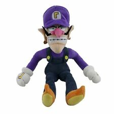 "Cute Super Mario Bros Plush 12"" WALUIGI Toy Doll  Stuffed Gifts For Kids"
