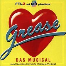 Grease (1996) Musical-Soundtrack zur deutschen Originalaufführung [CD]