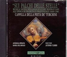 Sui Palchi Delle Stelle / Antonio Florio, Cappella De' Turchini - CD