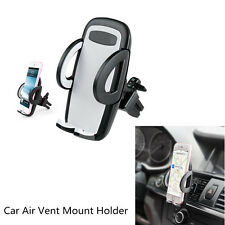 Auto SUV Air Vent Mount Holder For 1.9in-3.7in Cell Phone Smart Phone Universal