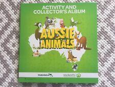 FULL SET OF AUSSIE ANIMALS COLLECTOR CARDS ALBUM