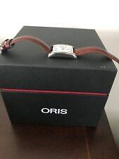 Oris Rectangular automatic DateWatch 25mm X 39mm