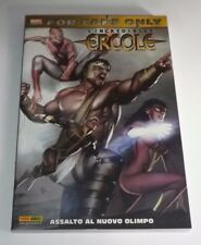 FOR FANS ONLY - L'incredibile Ercole - Assalto al nuovo Olimpo - Marvel Comics