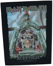 IRON MAIDEN - Aces High - 30 cm x 35,8 cm - Backpatch - 166074