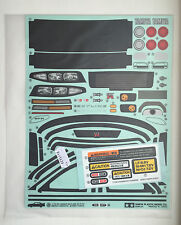 Tamiya 9495839 Nissan Skyline GTR R33 Stickers/Decals NIP